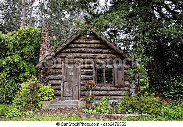 Cabin - csp6479353