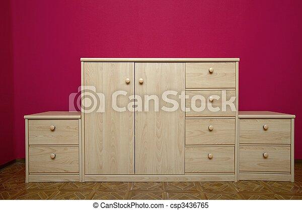 Cabinet - csp3436765
