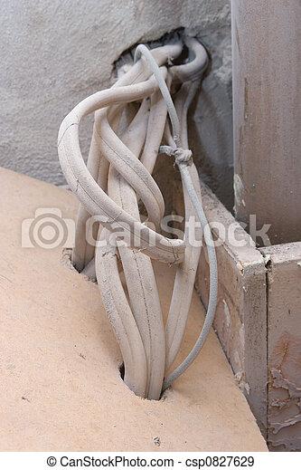 cableado, -, eléctrico, renovación - csp0827629