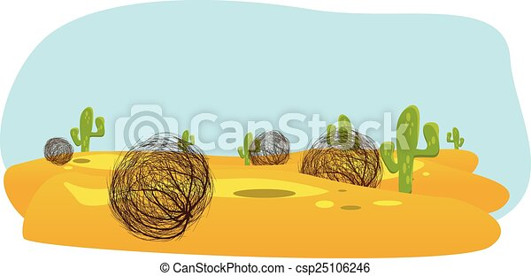 cactus tumbleweed desert drawn landscape form cactus tumbleweed rh canstockphoto com tumbleweed clipart tumbleweed clipart
