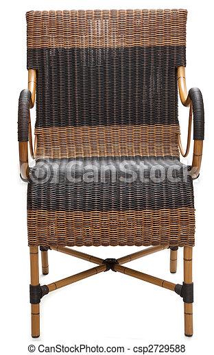 cadeira, vime - csp2729588