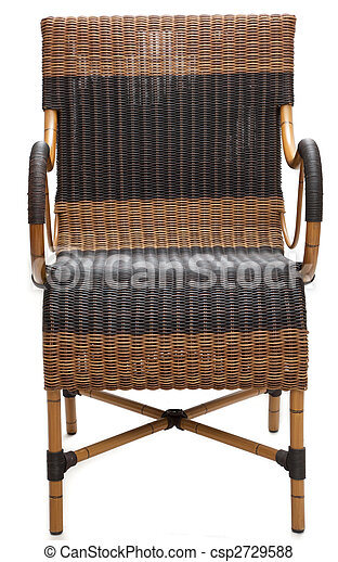 cadeira wicker - csp2729588