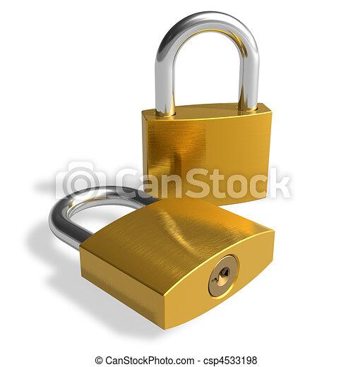 cadenas - csp4533198