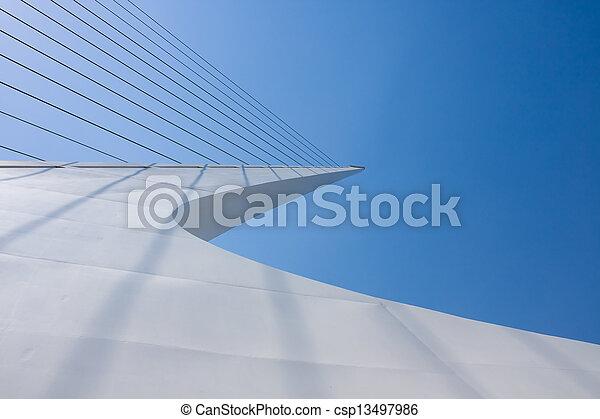 cadran solaire, pont - csp13497986