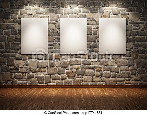 cadre mur pierre pierre projecteurs cadre mur vide clair. Black Bedroom Furniture Sets. Home Design Ideas