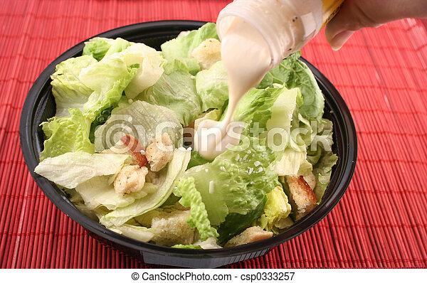 caesar salad - csp0333257