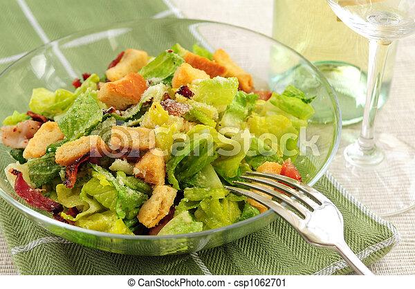 Caesar salad - csp1062701