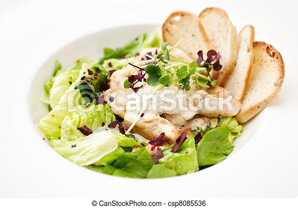 Caesar salad - csp8085536