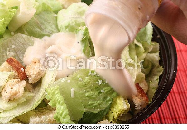 caesar salad - csp0333255