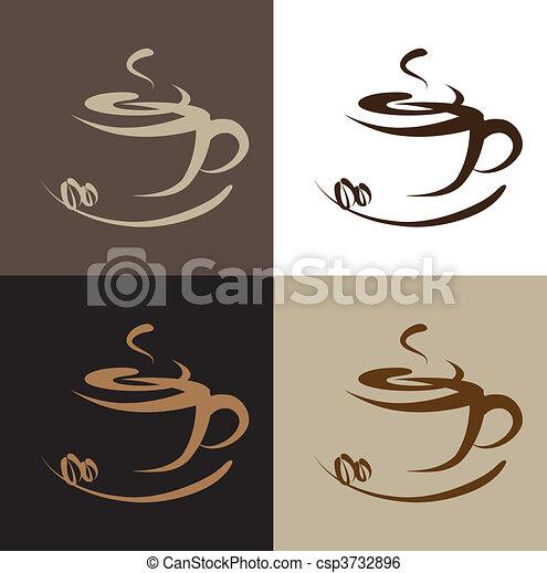 Café - csp3732896