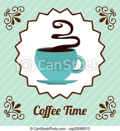 Delicioso café - csp25086513