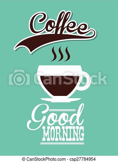 Delicioso café - csp27784954