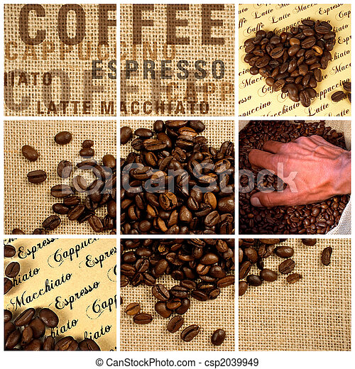 café - csp2039949
