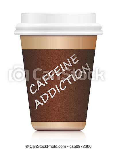 Caffeine addiction. - csp8972300