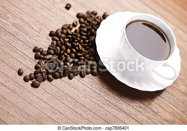 Caffeine overdose - csp7806401