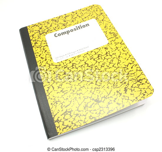 cahier, composition - csp2313396