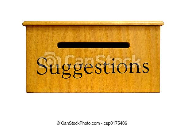 caixa, sugestão - csp0175406