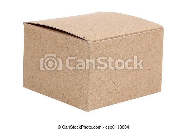 Caja de cartón - csp0113634