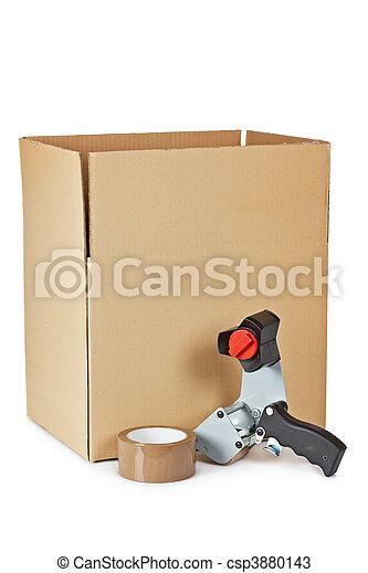 Dispensador de envases y caja de transporte - csp3880143