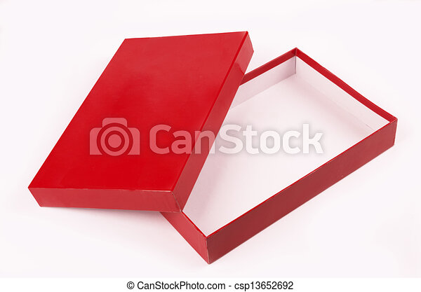 Caja vacía - csp13652692