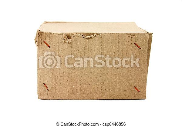 Cajas de cartón - csp0446856