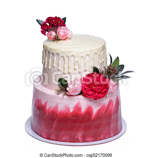 Prime Cake With Flowers Cake With Flowers Big Birthday Cake Wedding Personalised Birthday Cards Veneteletsinfo