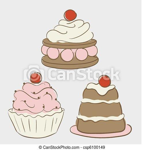 cakes - csp6100149