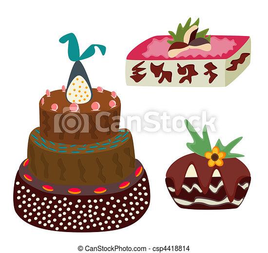 cakes - csp4418814