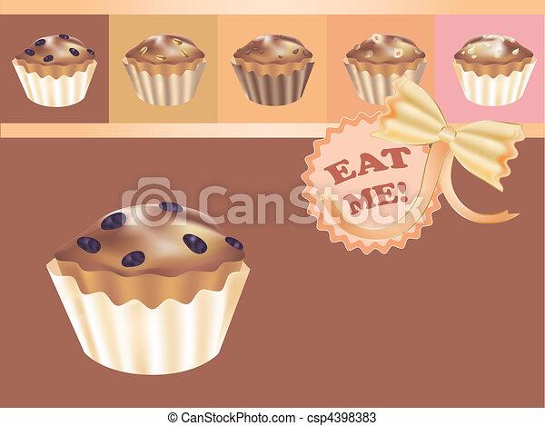 cakes - csp4398383