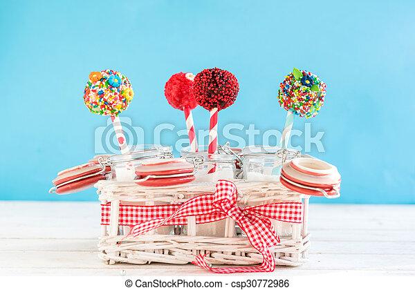 Cakes Pops - csp30772986
