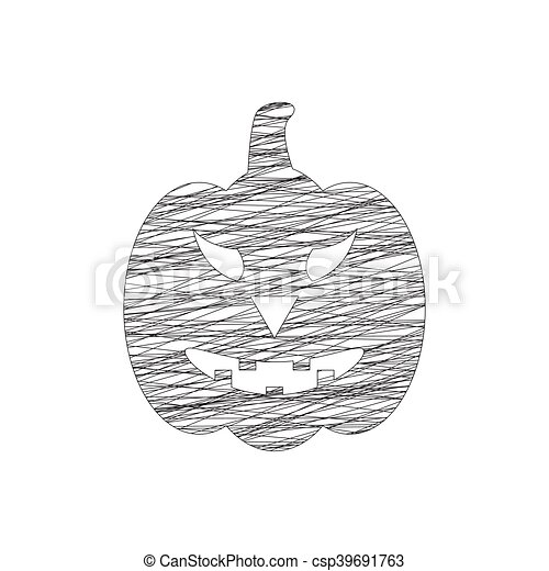 Calabazas de Halloween - csp39691763