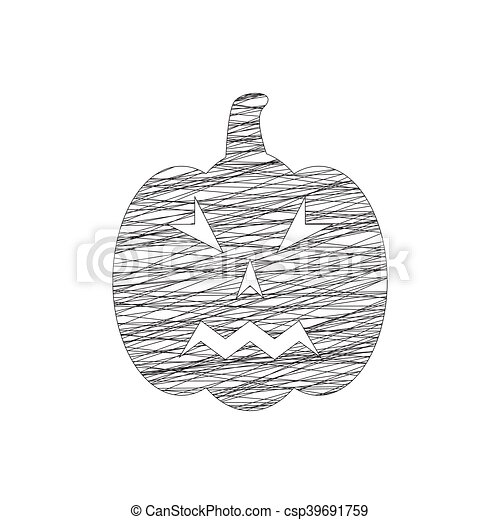 Calabazas de Halloween - csp39691759