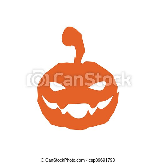 Calabazas de Halloween - csp39691793