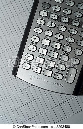 Calculadora financiera avanzada - csp3293480