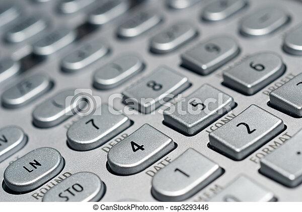 Calculadora financiera avanzada - csp3293446