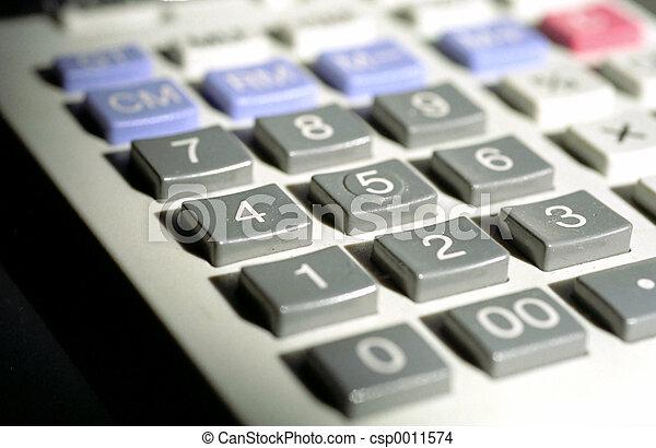 Calculate - csp0011574