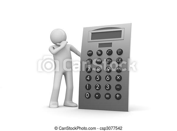 Calculation - csp3077542