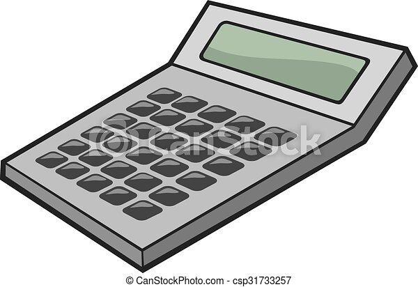 Calculator icon. - 22.8KB