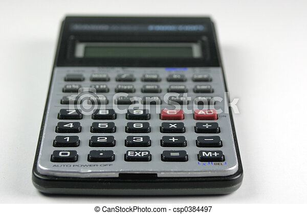 calculator - csp0384497