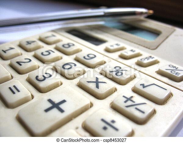 calculator - csp8453027