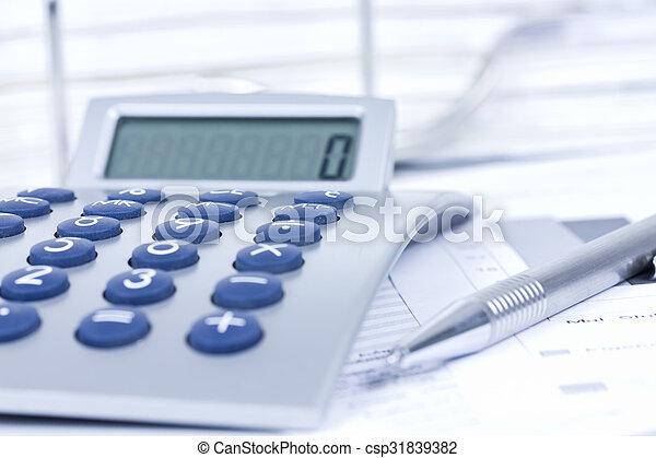 calculator - csp31839382