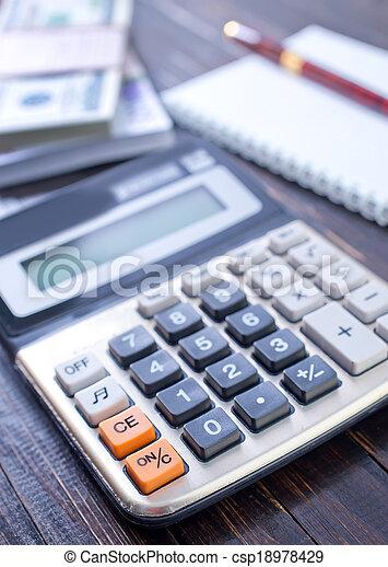 calculator - csp18978429