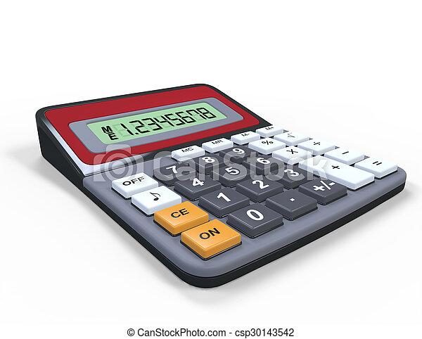 Calculator - csp30143542