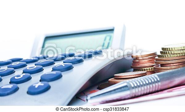 calculator - csp31833847