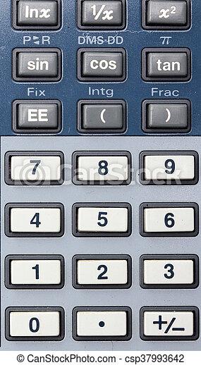 calculator - csp37993642