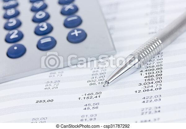 calculator - csp31787292