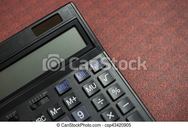 calculator - csp43420905