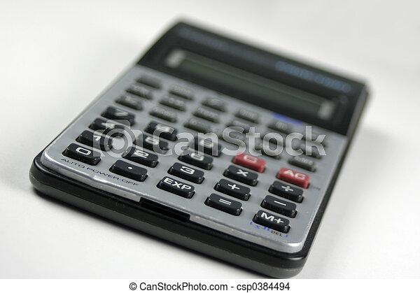 calculatrice - csp0384494