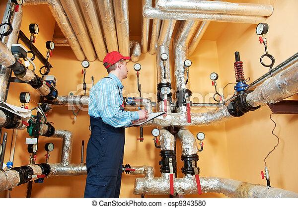 Reparador de ingenieros en calderas - csp9343580