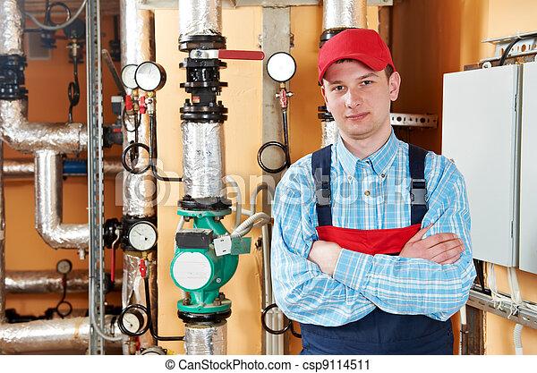 Reparador de ingenieros en calderas - csp9114511
